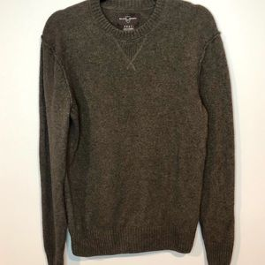 Black Brown 1826 Lambswool sweater